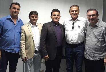 Prefeito Vanderley Nogueira é eleito novo Presidente do CPSMR para biênio 2019/2021