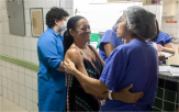 Imagem 3 da notícia Atendimento humanizado integra cuidado e relacionamento com paciente
