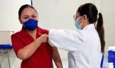 Imagem 3 da notícia Policlínica de Russas finaliza aplicação da primeira dose da vacina contra a Covid-19