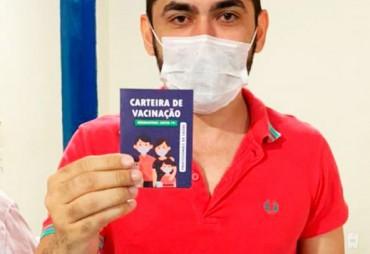 Policlínica de Russas finaliza aplicação da primeira dose da vacina contra a...