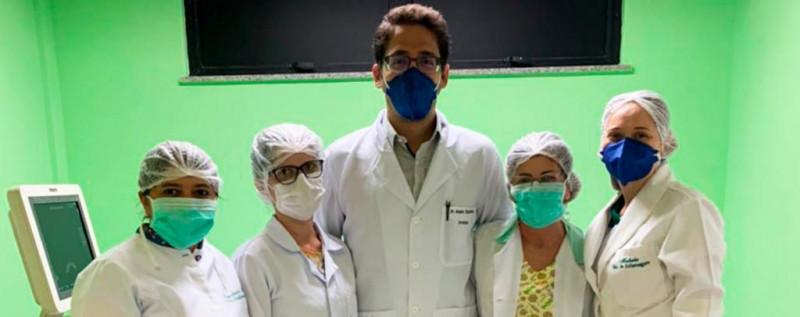 Policlínica de Russas inicia Biópsia de Próstata guiada por Ultrassom