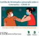 Orientação sobre cuidados e prevenção do Coronavírus