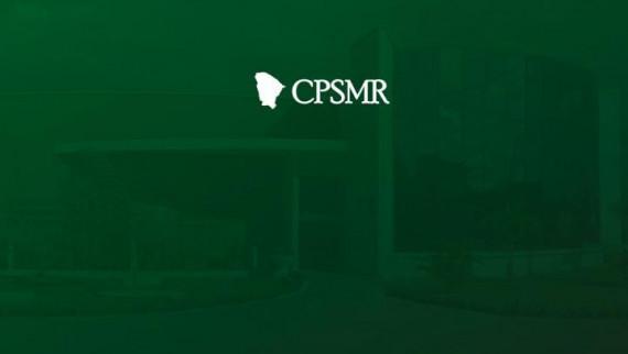 1ª Convocação do Processo Seletivo Simplificado CPSMR Nº...