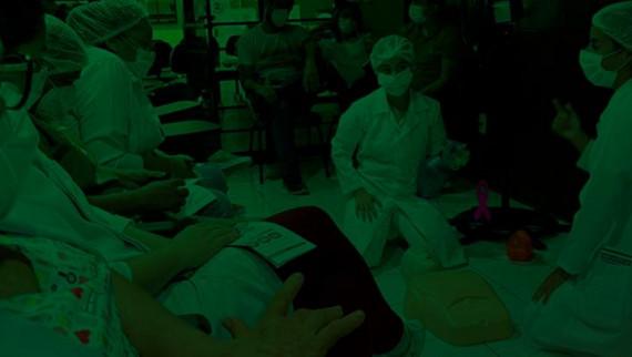 Equipe da Policlínica Regional de Russas realiza treinamento...