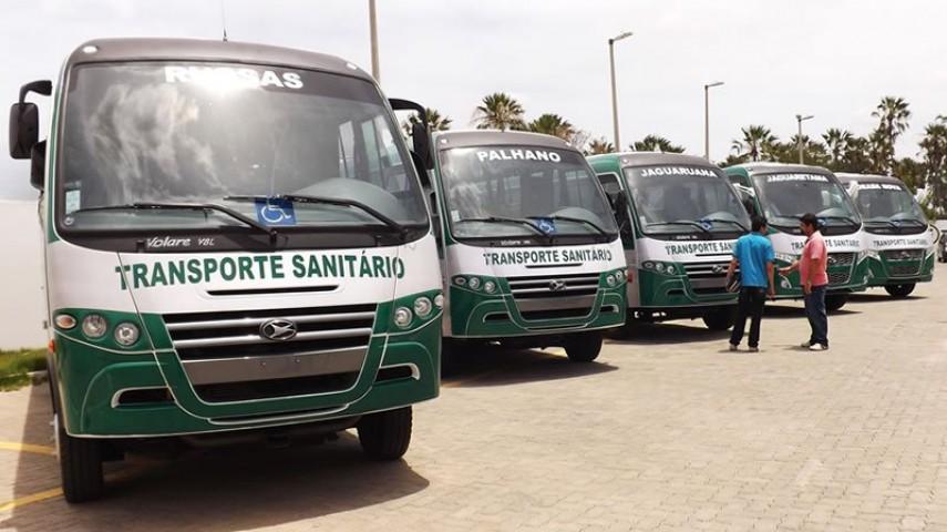 Imagem 2 - Transporte Sanitário do CPSMR
