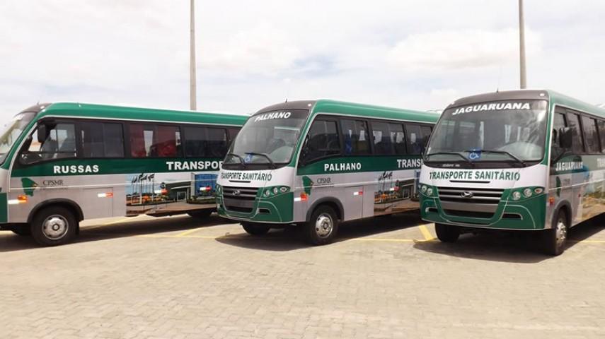 Imagem 3 - Transporte Sanitário do CPSMR